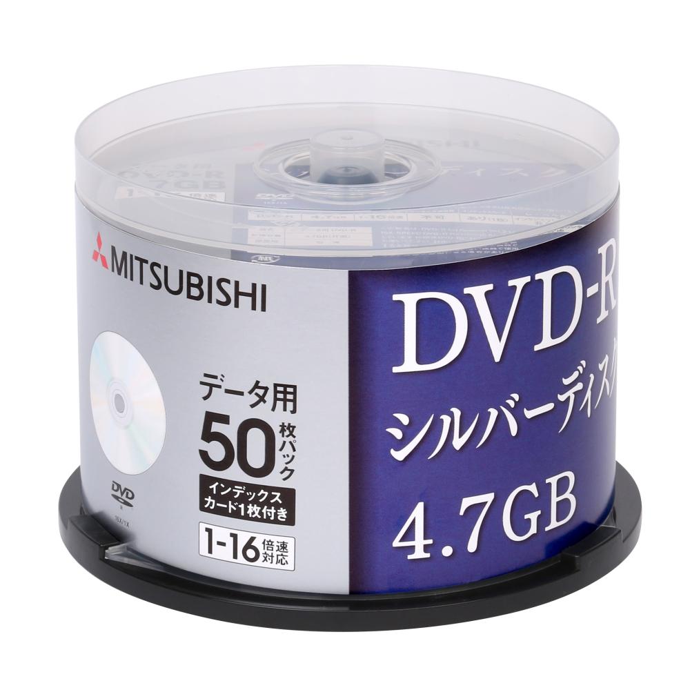 三菱 日本版 16x DVD-R 原廠50片布丁桶裝