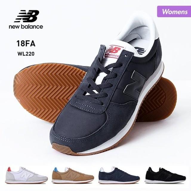 1f1907b2a4b92 NEW BALANCE/ニューバランス レディース シューズ スニーカー くつ 靴 カジュアル 普段履き WL220