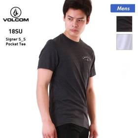 VOLCOM/ボルコム メンズ 半袖 Tシャツ ティーシャツ クルーネック A5721801