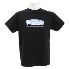 【Super Sports XEBIO & mall店:トップス】Oval MAG 半袖Tシャツ TH91135BK/