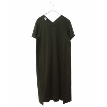 HIROKO BIS / ヒロコビス 【洗濯機で洗える】バックシャンジャージードレス