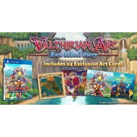 Valthirian Arc Hero School Story (PS4) - Imported from England