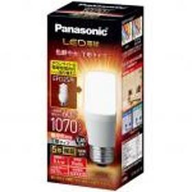 【新品/取寄品】パナソニック LED電球 T形タイプ 8.4W LDT8LGST6 [電球色相当/口金E26]