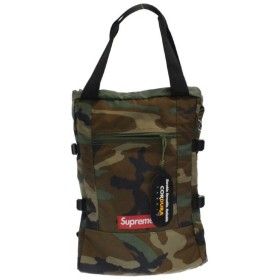 SUPREME(シュプリーム)19SS Tote Backpack トートバック バックパック カモフラ 迷彩 カーキ