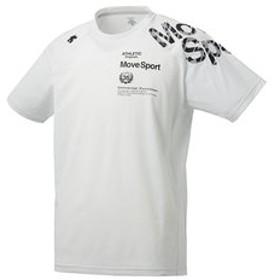【Super Sports XEBIO & mall店:トップス】タフTシャツ DMMNJA60 WH