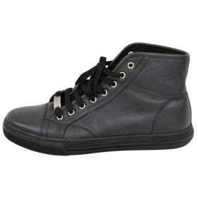 GUCCI(グッチ)calfskin miro soft high top sneakers カーフスキンソフトレザー ハイカットスニーカー 423300