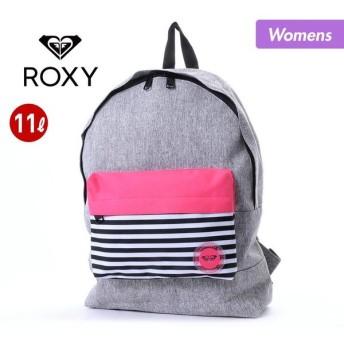 ROXY/ロキシー レディース 11L バックパック リュックサック デイパック ザック かばん カバン 鞄 スポーツ 通勤 通学 ERJBP03636
