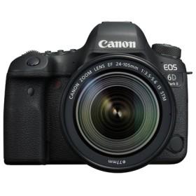 CANON EOS 6D Mark II EF24-105 IS STM レンズキット [デジタル一眼カメラ (2620万画素)]