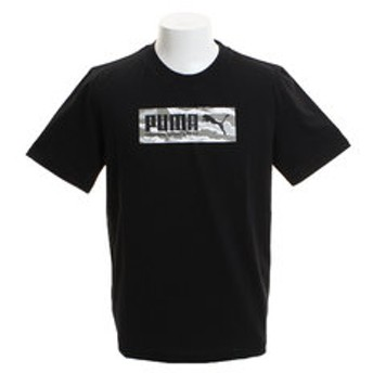 【Super Sports XEBIO & mall店:トップス】【ゼビオグループ限定】 グラフィック 半袖Tシャツ 845075 01 BLK