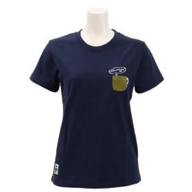 チャムス(CHUMS) ドーナツメニューTシャツ CH11-1502 Navy (Lady's)