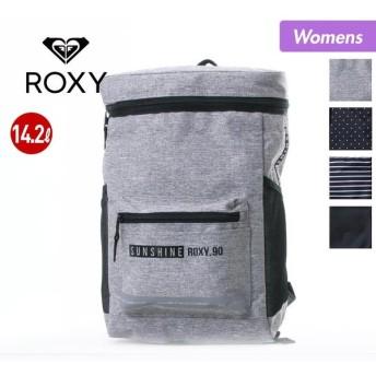 ROXY/ロキシー レディース 14.2L バックパック リュックサック デイパック ザック かばん カバン 鞄 スポーツ 通勤 通学 RBG181311