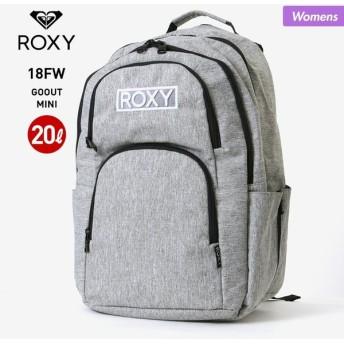 ROXY/ロキシー レディース 20L バックパック デイパック バッグ リュックサック かばん 鞄 GO OUT ゴーアウト RBG184303
