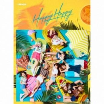 TWICE/HAPPY HAPPY《限定盤A》 (初回限定) 【CD+DVD】