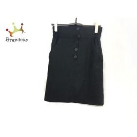 ステラマッカートニー stellamccartney スカート サイズ36 M レディース 黒     スペシャル特価 20190908