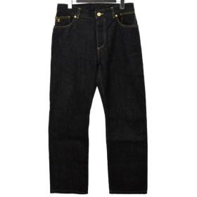 LOUIS VUITTON(ルイヴィトン)ポケット刺繍ストレートデニムパンツ ブルー RM061M MIDP02CN524h限定SALE 6/11 23:59まで!!