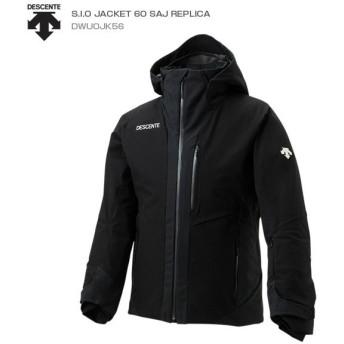 19-20 NEWモデル DESCENTE〔デサント スキーウェア ジャケット〕<2020>S.I.O JACKET 60 SAJ REPLICA/DWUOJK56
