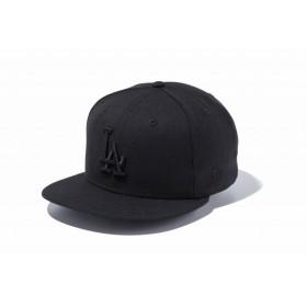 ニューエラ(NEW ERA) 9FIFTY ロサンゼルス・ドジャース ブラック × ブラック 11308481