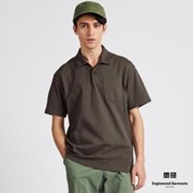 オーバーサイズポロシャツ(半袖)