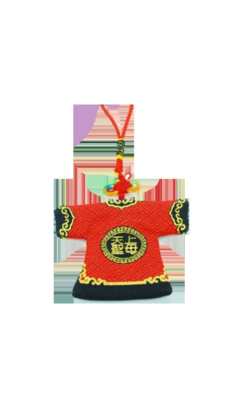金華山-小神衣-大甲媽祖