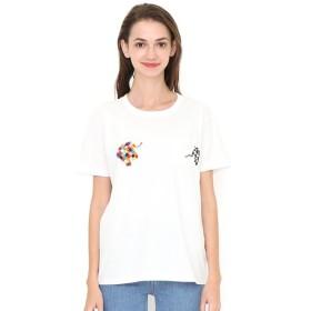 [マルイ] 【ユニセックス】コラボレーションTシャツ/ウイルバーポケット(ぞうのエルマー)/グラニフ(graniph)