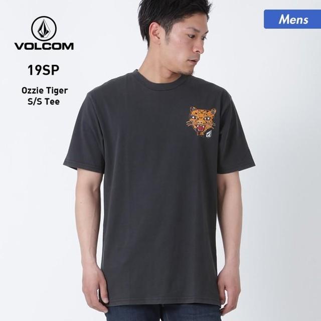 VOLCOM/ボルコム メンズ 半袖 Tシャツ ティーシャツ ロゴ クルーネック A4311903