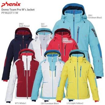 19-20 NEWモデル PHENIX〔フェニックス スキーウェア レディース ジャケット〕<2020>Demo Team W's Jacket PF982OT12W【技術選着用モデル】