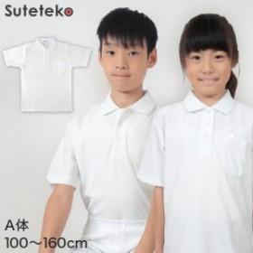 スクール用 半袖ポロシャツ 100cmA~160cmA