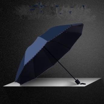 2点送料無料【晴雨兼用】収納しやすい 遮光日傘 軽量 紫外線対策 遮熱 遮光 折り畳み 日傘 高強度10本骨 折りたたみ日傘 5-15-5
