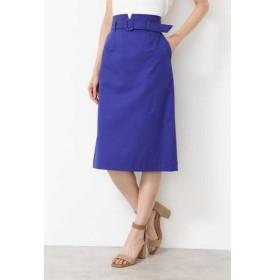 [マルイ]【セール】[洗える]ベルテッドタイトスカート/ナチュラルビューティーベーシック(NATURAL BEAUTY BASIC)
