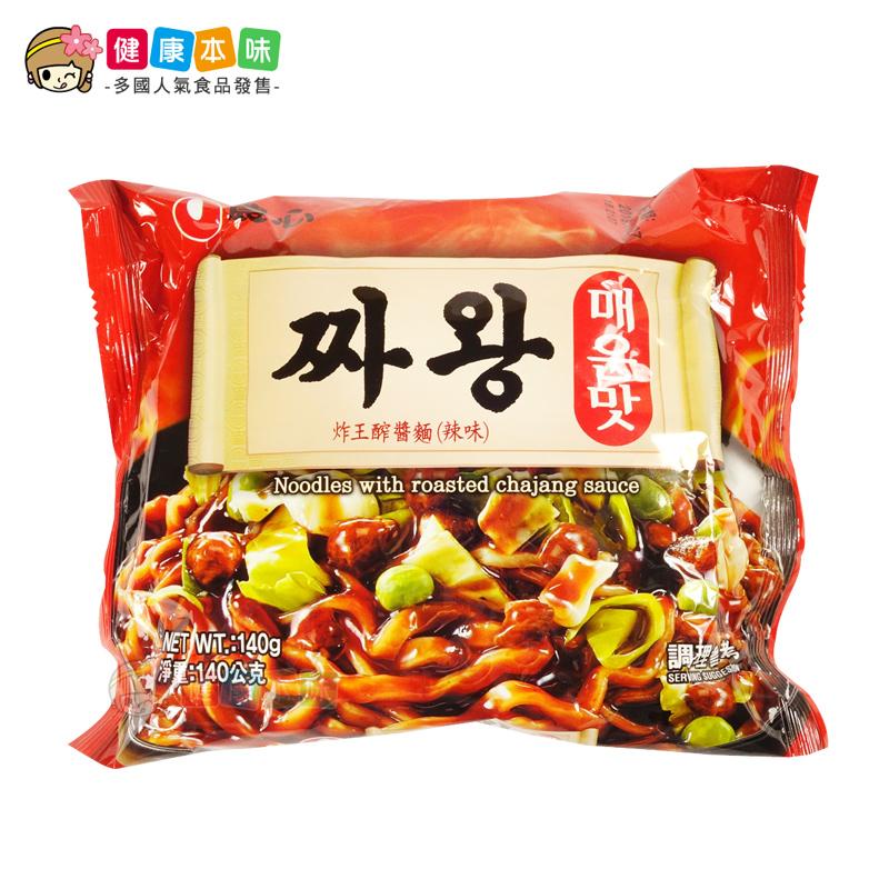 韓國農心炸醬王麵(單包) 泡麵 [KO032131]健康本味