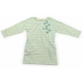 【プティマイン/petitmain】チュニック 120サイズ 女の子【USED子供服・ベビー服】(395737)