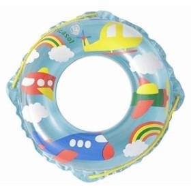 ドウシシャ 浮き輪 ひこうき 50cm 子供用