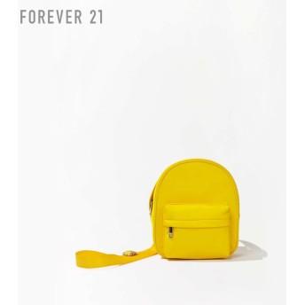 FOREVER21 フォーエバー21 フロントポケットショルダーバッグ