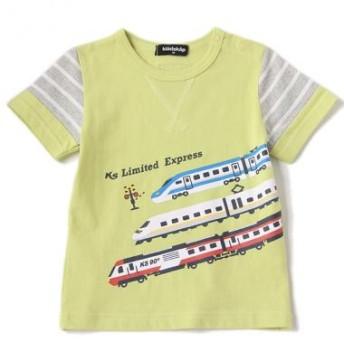 クレードスコープ/特急電車Tシャツ
