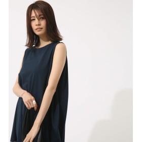 その他ワンピース・ドレス - AZUL BY MOUSSY コクーンカットロングワンピース