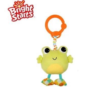 KidsII Bright Starts(ブライトスターツ)  テイク&シェイク(かえる)