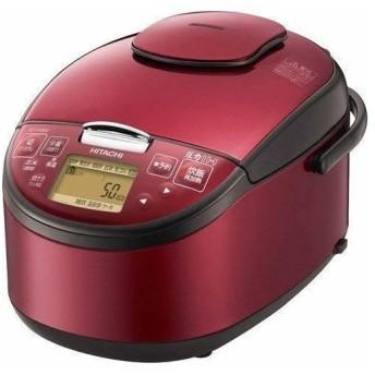 日立 RZ-H10BJ 圧力IH炊飯器 5.5合炊き レッド