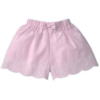 スカート [ベビー]シンプルフリーキュロットスカート ピンク ベビー・キッズウェア ベビー(70~95cm) ボトムス(女児) (107)
