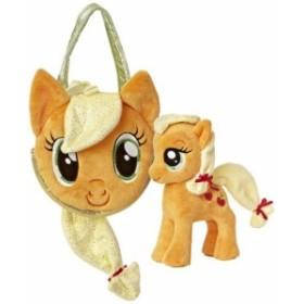 マイリトルポニーAurora World My Little Pony Applejack Pony Tail Carrier