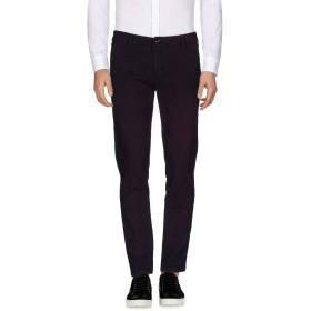 《期間限定 セール開催中》HAMAKI-HO メンズ パンツ ディープパープル 44 コットン 98% / ポリウレタン 2%