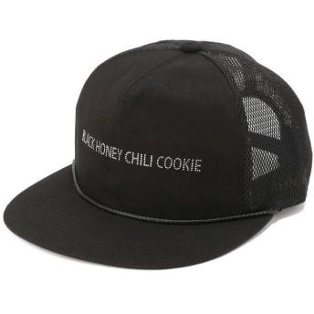 ロイヤルフラッシュ BLACK HONEY CHILI COOKIE/ブラックハニーチリクッキー/SWARO BASEBALL CAP メンズ BLACK 2 【RoyalFlash】
