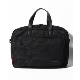 (Import Select Store/インポートセレクトストア)DIESEL X05185 P1598 T8013 ブリーフケース/メンズ ブラック