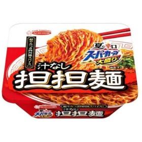 エースコック エース 夏の辛口 汁なし担担麺超やみつき 158g