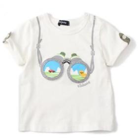 クレードスコープ/双眼鏡Tシャツ