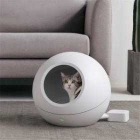 スマートペット用ベッド 小型ペット 猫犬 ベッドハウス サムスン ギャラクシー wifi ワイヤレス