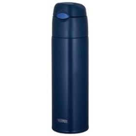 サーモス FHL-551-NVY(ネイビー) 真空断熱ストローボトル 0.55L