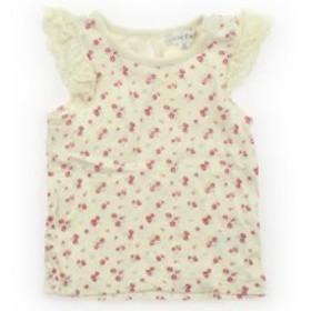 【エニィファム/anyFAM】Tシャツ・カットソー 80サイズ 女の子【USED子供服・ベビー服】(396080)
