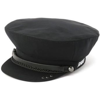ロイヤルフラッシュ BLACK HONEY CHILI COOKIE/ブラックハニーチリクッキー/CHAIN POLICE CAP メンズ BLACK 2 【RoyalFlash】