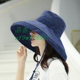 サファリハット つば広帽子 レディース UVカット ハット 農作業通気性 遮光 サンバイザー 折畳み可 アウトドア 日焼け止め 紫外線対策
