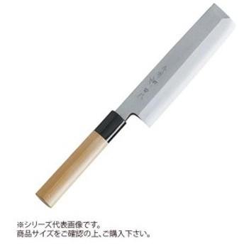 特選神田作 和包丁 薄刃150mm 129117